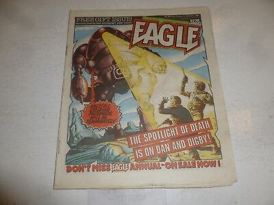 EAGLE Comic - No 241 - Date 01/11/1986 - With
