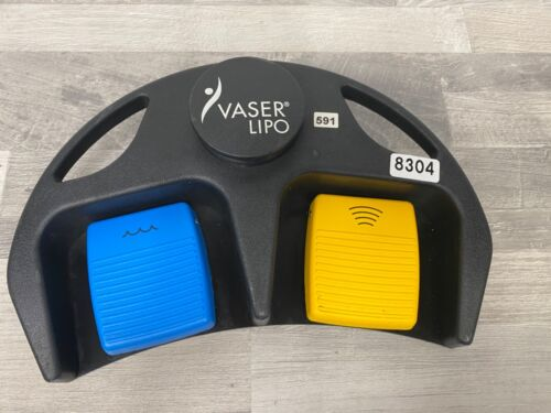 Vaser Foot Switch Digital Wireless IR VentX Body Fat Sculpting Footswitch 8304B