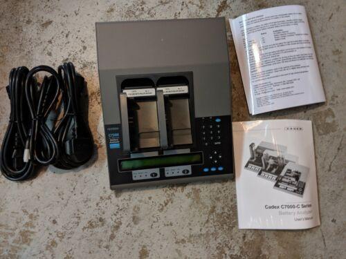 Cadex C7200-C Series Battery Analyzer