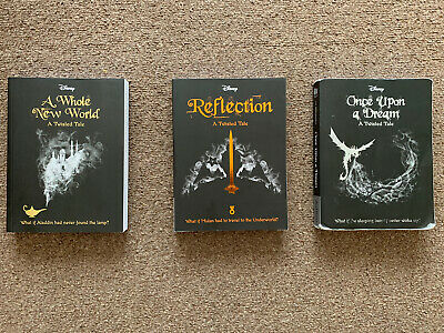 Disney Twisted Tales Set / Good Condition