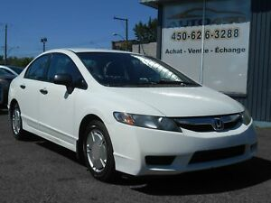 Honda Civic DX-G 2010 ***MAGS,AUTOMATIQUE,AIR CLIMATISE***