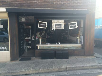 ☕️  Esspresso and juice bar 45k Caringbah Sutherland Area Preview