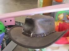 GENUINE CROCODILE SKIN HAT SIZE XLARGE East Maitland Maitland Area Preview