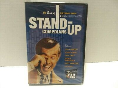 The Best Of Stand Up Comedians - The Tonight Show (DVD, 2007, 2-Disc Set)