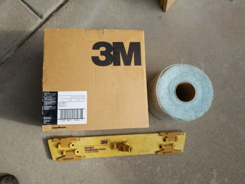 """Bundle-3M Easy Trap Duster sheets 8""""x125ft  roll 250 sheets + 3M Doodle duster"""