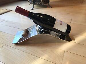 Ercuis Saint Hilaire Collection rare Wine bottle & Cork holder