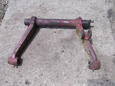 Farmall 340 Rowcrop Tractor Ih Fasthitch Main Top Rockshaft Lift Arms