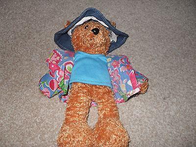 Hand made teddy