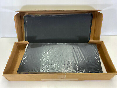 52 Pieces Essex Silver Line 100 Grit 8 X 17-58 Hook And Loop Sandpaper Sheets