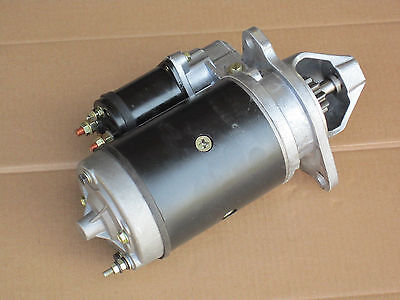 Starter For Massey Ferguson Mf 135 148 150 154 165 230 235 245 255 300 Combine