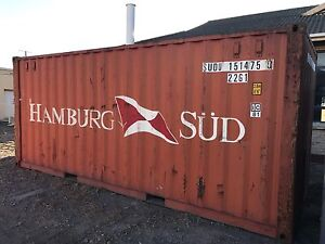 20ft shipping container Largs North Port Adelaide Area Preview