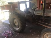 Grey fergie 1950s tractor with double clutch Kinglake West Murrindindi Area Preview