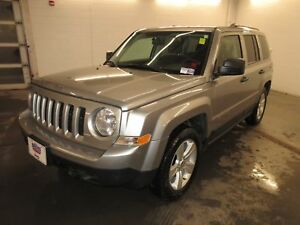 2017 Jeep Patriot Sport- ALLOYS!! ONLY 51K!! CRUISE CONTROL!