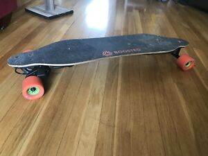 Boosted board v2 (2017)