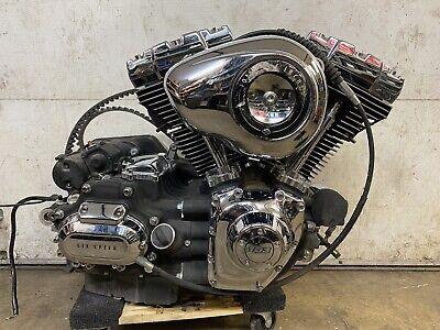 2012 Harley Dyna Switchback FLD Twin Cam 103 Engine Motor 6 Speed Transmission