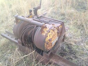 Ford Tractor Dozer Winch Kempsey Kempsey Area Preview