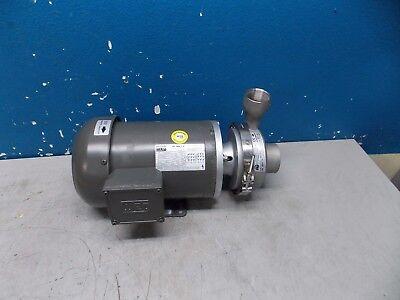 Finish Thompson Corrosion Resistant Pump 2hp 1-12 Inlet Ac53v458b015c24 Repair