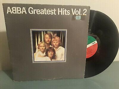 ABBA Greatest Hits Vol 2 LP, ABBA Records, ABBA Albums, Disco Records