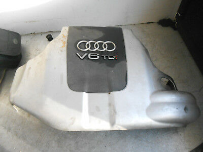 AUDI ALLROAD 4BH C5 2002 V6 2.5 TDI (AKE) ENGINE TOP COVER TRIM PANEL 059103927A