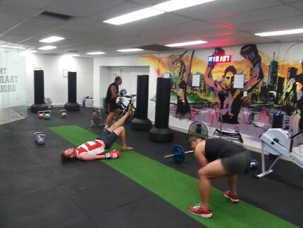 Personal training studio for sale - prime Spring Hill location