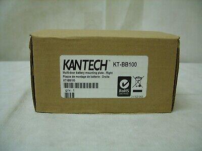 Kantech Multi-door Battery Mounting Plate Right Kt-bb100 - Nos