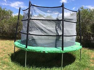 12ft Vuly Trampoline Warwick Southern Downs Preview