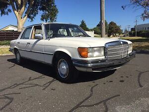 1974 Mercedes Benz 280 SE Coolaroo Hume Area Preview