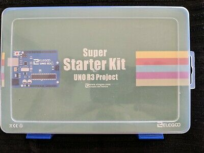 Elegoo Super Starter Kit Uno R3 Project
