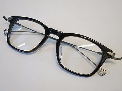 DITA RIAD DRX-2062B Tortoise Gun Glasses Eyewear Eyeglass Frame Handmade Japan