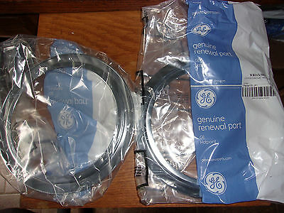 (2) GE Hotpoint Kenmore Stove Cooktop 6