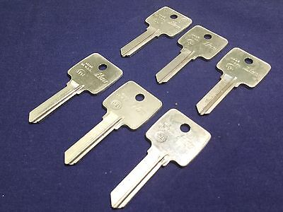 Ilco 1131 1131r Key Blanks Set Of 6 - Locksmith