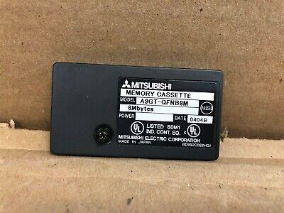 A9gt-qfnb8m Mitsubishi Plc Hmi A9got Memory Cassette Module A9gtqfnb8m