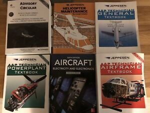 Aircraft Maintenance Textbooks NSCC Aviation Institute