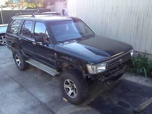 1990 Toyota 4 Runner SR5 Ltd and 1UZFE V8 Sandgate Newcastle Area Preview