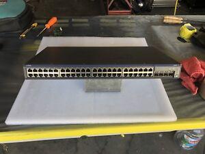Juniper Networks EX2200-48P-4G 48-Port Gigabit POE Switch 750-026331