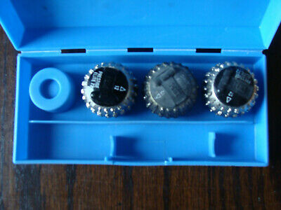 Ibm Selectric Replacement Balls W Case - Very Good - Free Shipping