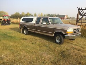 1993 Ford F-150 extended cab long box