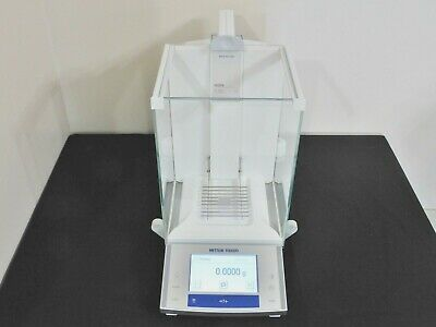 Mettler Toledo Xs204 Excellence Analytical Lab Balance 220g0.1mg 220.0000g