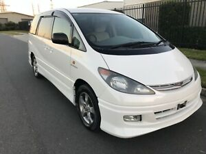 Toyota Estima 7 seater 6 months Rego & 12 month warranty included Meadowbrook Logan Area Preview