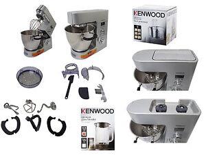 Kenwood KM096 Cooking Chef Küchenmaschine kochen  Mixen Zerkleinerer KM 096