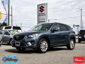 2015 Mazda CX-5 GT AWD ~Nav ~Backup Cam ~Heated Leather