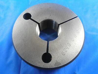 78 16 Thread Ring Gage .875 Go Only P.d. .8329 Inspection Tool 78-16