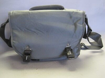 Unused BOOQ Camera Messenger Style Bag w Compartments & Shoulder Strap XLT Messenger Style Camera Bag