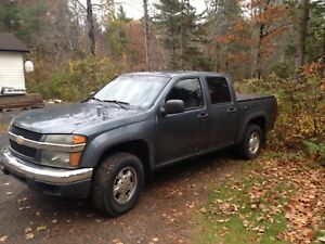 2006 Colorado 4x4 crew cab