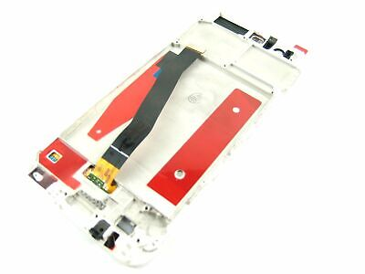 Full TOUCH SCREEN DIGITIZER+LCD DISPLAY+Frame FOR Huawei P10 VTR-L09~White