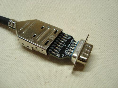 CGA Card to IBM PCjr Display Adapter - Use the IBM 4863 with a CGA card