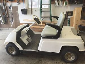 """YAMAHA"" Gas Golf Cart  Peterborough Peterborough Area image 1"
