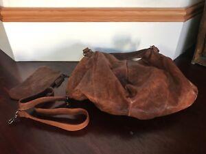 Soft Leather Handbag By Zomp