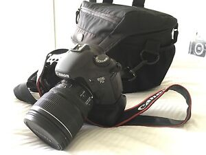 Canon 7D + Battery Grip with Canon Lenses and accessories Darwin CBD Darwin City Preview