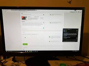 X-star DP2414 1080p 144hz 24 inch gaming monitor Pyrmont Inner Sydney Preview